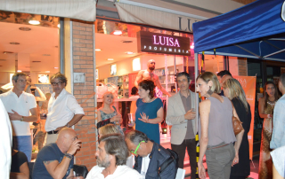 Evento LUISA Profumeria Party 2014