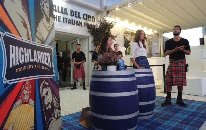 Evento Highlander Expo 2015