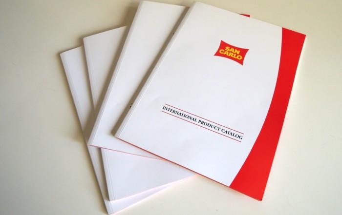 Catalogo internazionale San Carlo