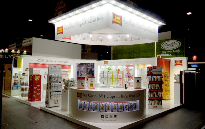 Stand San Carlo SIAL 2016