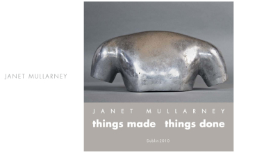 """THINGS MADE THINGS DONE"" di JANET MULLARNEY"