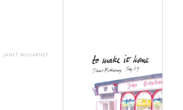 """TO MAKE IT HOME"" di JANET MULLARNEY"