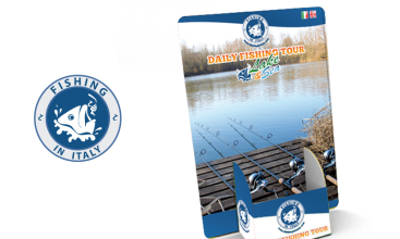 ESPOSITORE DA BANCO FISHING IN ITALY