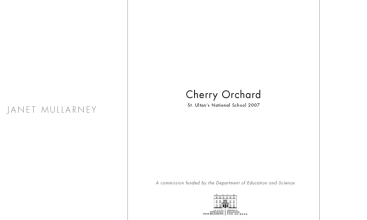 """CHERRY ORCHARD"" di JANET MULLARNEY"